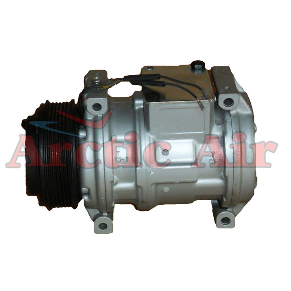 57332 AC Compressor with Clutch fits 1988-1996 Chevy Corvette 5.7L