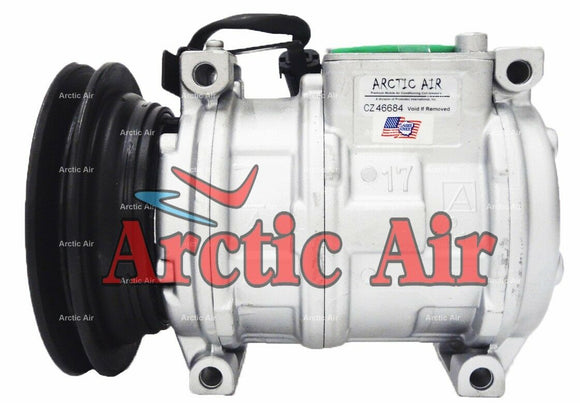 57344 AC Compressor for 87-04 Chrysler Concorde Dodge Intrepid Plymouth Acclaim