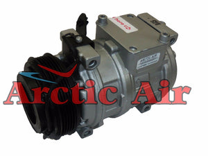 57356 AC Compressor for 1991-1999 BMW 325i/325is, 525i/525iT, 530i, 540i, 740i, and 840Ci models