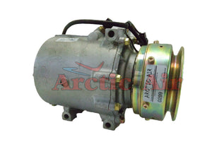 57483 OEM AC Compressor fits 1989-1994 Eagle Summit Mitsubishi Mirage Plymouth Colt