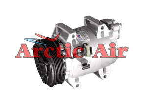 57544 AC Compressor Fits 2001-09 Volvo S60/S80 and V70/XC70