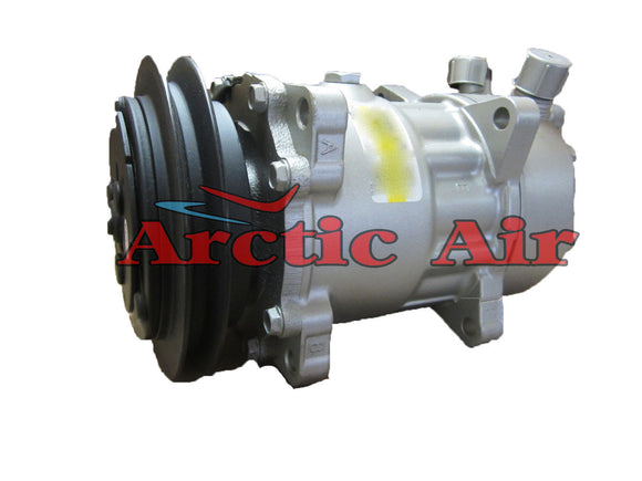 57563 AC Compressor for 1986-1989 Hyundai Excel 1.5L (Mando Kit)