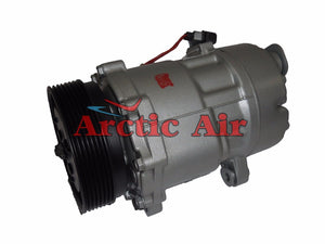 57592 AC Compressor fits 95-98 VW Golf Jetta 93-97 Passat and 93-94 Corrado