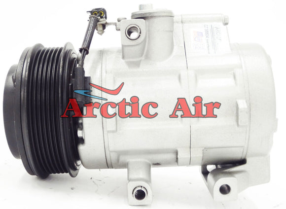 67192 AC Compressor for 2006-2014 Ford Expedition/F-Series/Lobo and Lincoln Mark LT