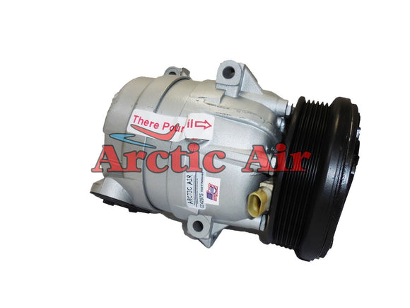 67290 AC Compressor with Clutch fits 1998-2002 Chevrolet Prizm 1.8L