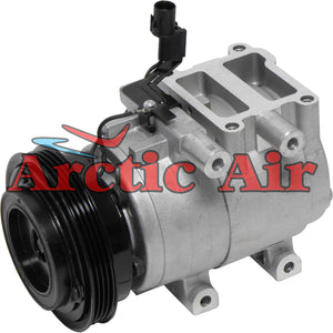 67314 AC Compressor for 2001-2005 Hyundai Accent 1.6L engine