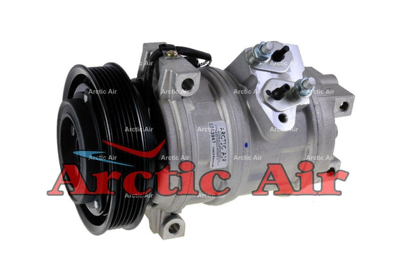67342 AC Compressor with Clutch fits 2004-2006 Chrysler Pacifica 3.5L