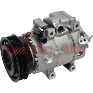 67348 AC Compressor for 2006-2011 Hyundai Azera/Santa Fe/Sonata and Kia Optima