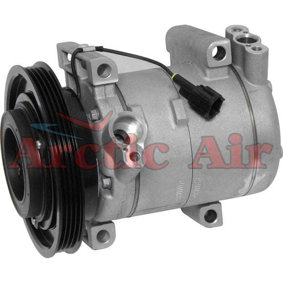 67429 AC Compressor fits 1999-2004 Nissan Frontier and 2000-2004 Nissan Xterra 3.3L