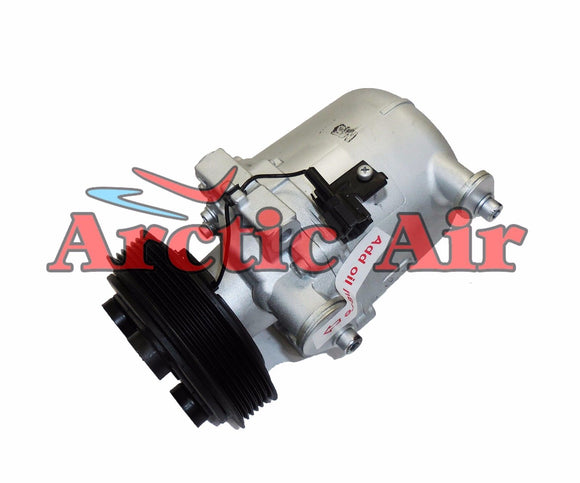 67457 OEM AC Compressor for 2005-15 Nissan Frontier and 2009-12 Suzuki Equator 2.5L