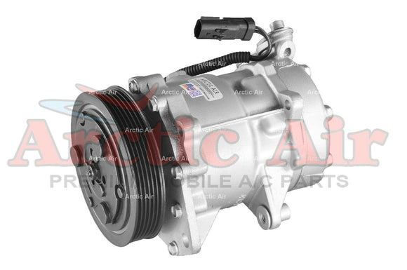 67576 AC Compressor with Clutch Fits 2002-2005 Jeep Liberty 3.7L