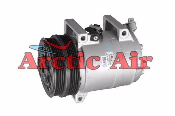 67647 AC Compressor for 2005-2013 Volvo C30 C70 S40 V50 2.4L 2.5L