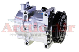 67655 AC Compressor for 1999-2001 Infiniti I30 and 1998-2001 Nissan Maxima (front view)