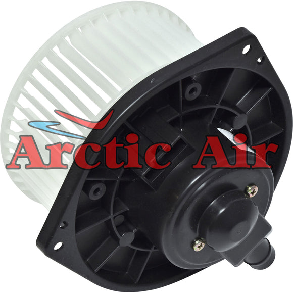 75881 HVAC Blower Motor with Wheel fits 2000-13 Subaru Forester / 2008-13 Impreza