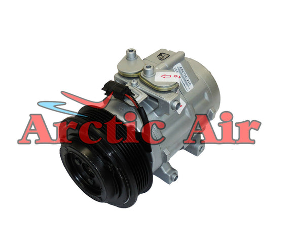 77190 AC Compressor fits 2008-10 Ford F-250/F-350/F-450/F-550 Super Duty
