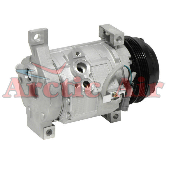 77363 AC Compressor for 00-14 Chevy Suburban GMC Canyon Sierra Hummer H2 H3 H3T