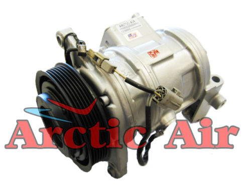 77382 AC Compressor with Clutch Fits 1993-1997 Lexus GS300