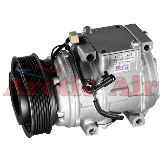 Land Rover Discovery 1998 Full Width: 77392 AC Compressor Fits 1994-1998 Land Rover Defender