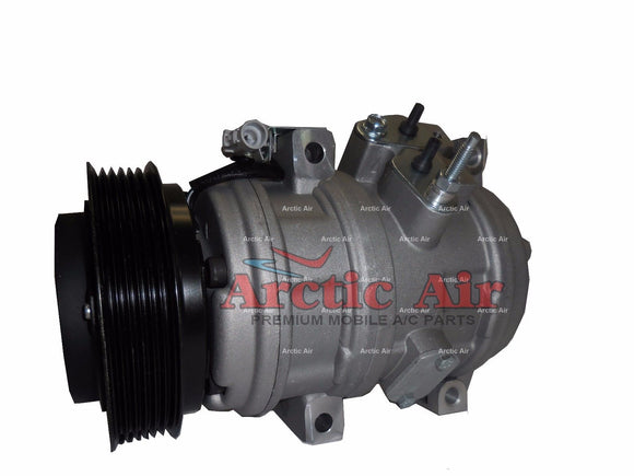 77395 AC Compressor with Clutch Fits 2000-2006 Toyota Tundra 4.7L