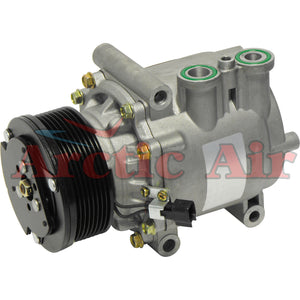 77579 AC Compressor for 2002-2003 Ford E350/E450/E550 (Econoline) Super Duty