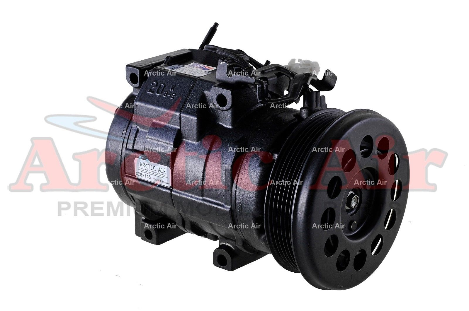 2004-2006 TOYOTA SIENNA USA REMAN OEM A//C COMPRESSOR  W//ONE YEAR WARRANTY!