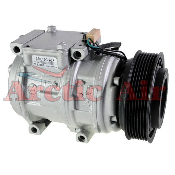 97341 AC Compressor fits 1997-2003 Jaguar Vanden Plas XJ8/XJR and XK8/XKR