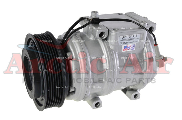 97342 AC Compressor fits 1998-2003 Jaguar Vanden Plas XJ8/XJR and XK8/XKR