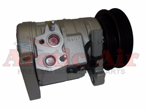 97343 AC Compressor fits 2005-2007 Chrysler T&C Dodge (Gr)Caravan w/o Rear AC