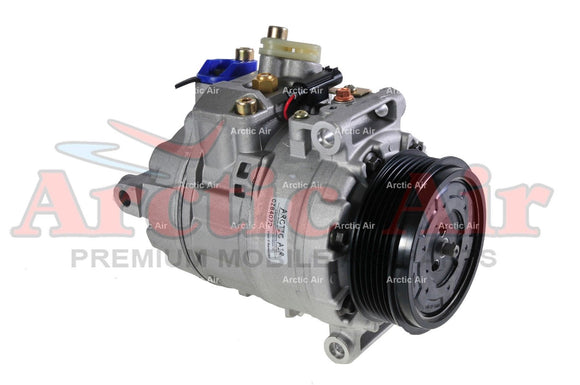 97356 AC Compressor with Clutch for 01-14 Mercedes-Benz C E G M R S Series