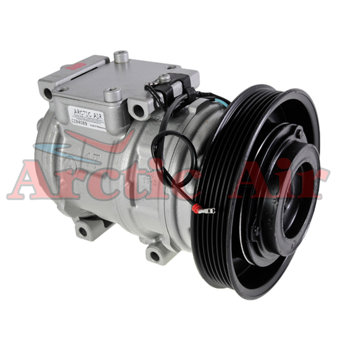 AC Compressor Fits 1998-1999 Acura CL And 1998-2002 Honda