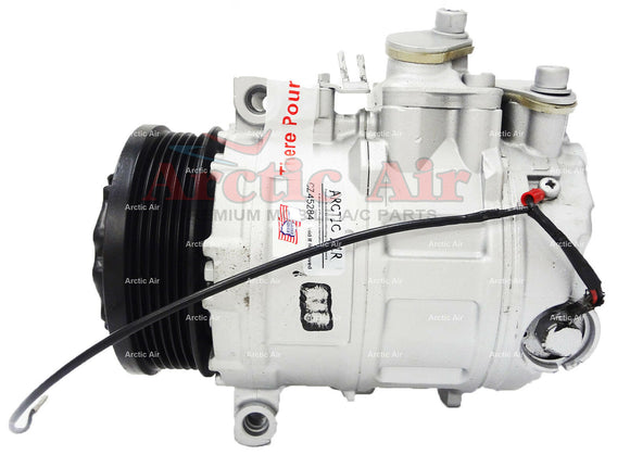 97388 AC Compressor fits 2001-06 Mercedes-Benz CL600 and 2001 Mercedes-Benz S600