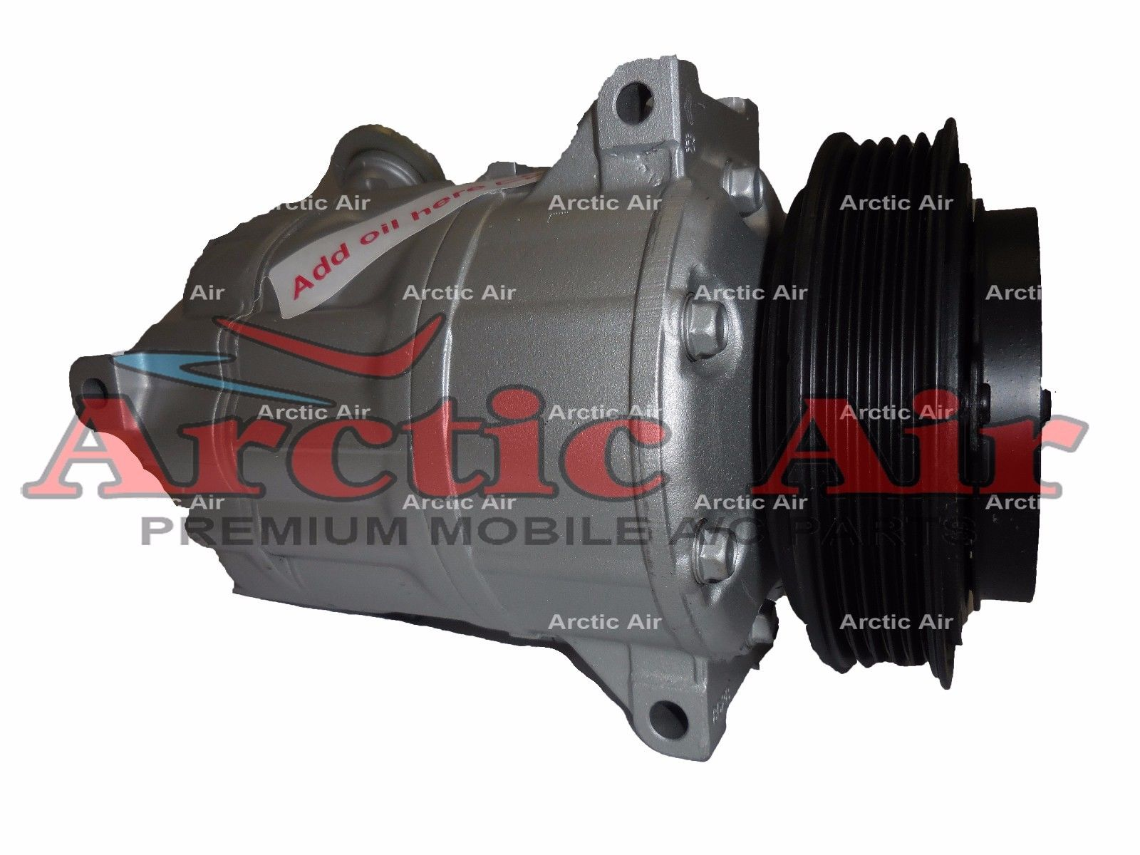 2.4L OEM Reman 1Yr Wrty. A//C Compressor for Chevy HHR 2007-2011 2.2L