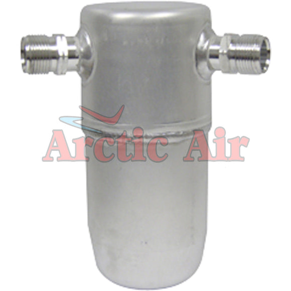 33022 Accumulator Drier for 98-99 Buick LeSabre Park Ave Olds 88 LSS Bonneville front view