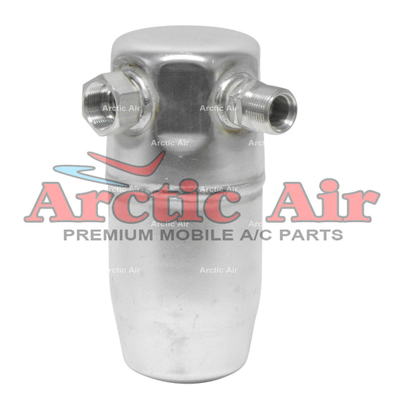 33171 AC Accumulator for 87-93 Chevy Lumina Olds Cutlass Supreme Pontiac Sunbird front view