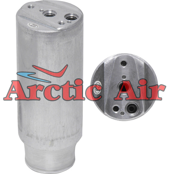 33237 A/C Drier for 86-94 Chevy Metro/Eagle/Summit, Lexus ES250, and Suzuki Samurai