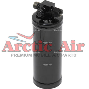 33363 A/C Drier for 80-95 Audi 4000, Land Rover, Defender, and VW Rabbit front view