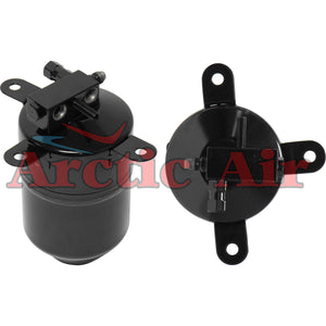 33429 A/C Drier for 87-95 BMW i Models front view