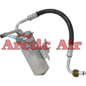 33716 Arctic Air A/C Drier for 1994-2002 Saturn SC, SL, and SW Models