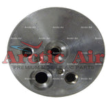 83070 A/C Drier for 1997-2008 BMW i/Ci/xi Series Models top view