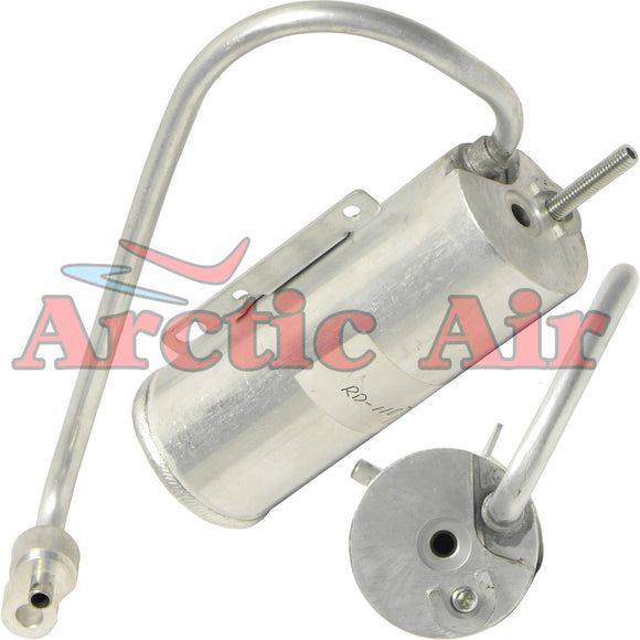 83256 A/C Drier for 2003-2011 Saab 9-3 and 2010-11 Saab 9-3X