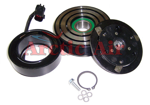 CL67182 A/C Compressor Clutch for 2006-2009 Dodge Ram Models