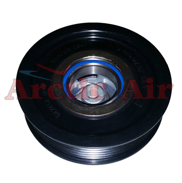 CL97356 A/C Compressor Clutch for Mercedes Benz Compressor Models 7SEU17C front view