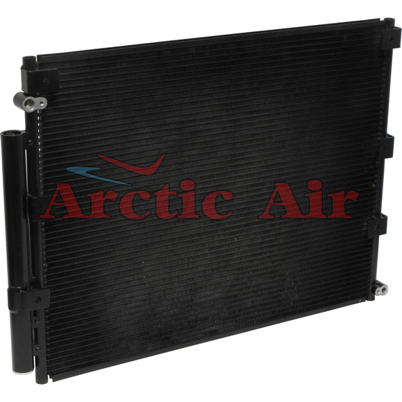 3024 AC Parallel Flow Condenser for 1998-2007 Toyota Land Cruiser and 1999 Lexus LX470
