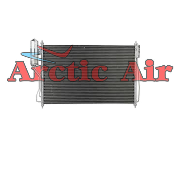 3034 AC Parallel Flow Condenser for 2004-2009 Nissan Quest 3.5L