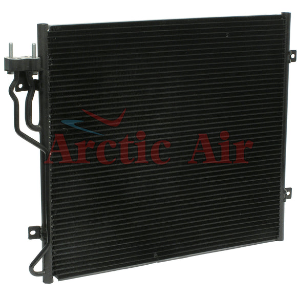 3058 AC Parallel Flow Condenser for 2002-2005 Jeep Liberty