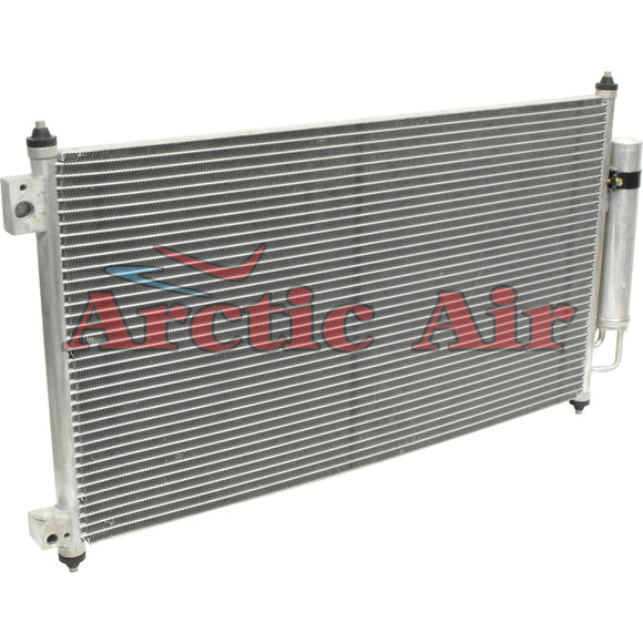 3089 AC Parallel Flow Condenser for 2004-2008 Acura TL