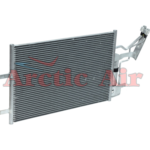 3094 AC Parallel Flow Condenser for 2004-2009 Mazda 3 and 2006-2010 Mazda 5