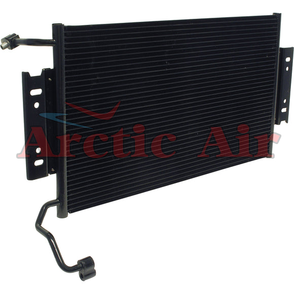 3097 AC Parallel Flow Condenser for 2002-2005 Chevrolet Classic/Malibu Olds Alero Pontiac Grand Am