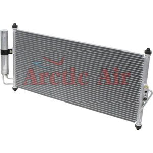 3099 AC Parallel Flow Condenser for 2001-2006 Nissan Sentra
