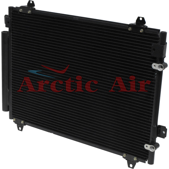 3101 AC Parallel Flow Condenser for 2003-2007 Cadillac CTS